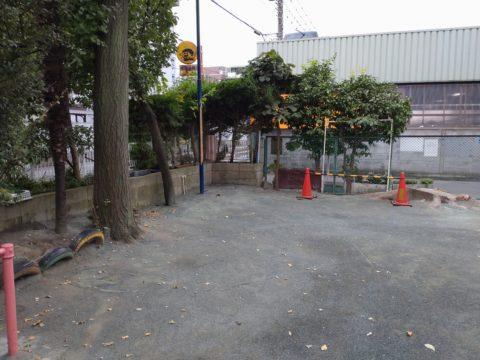 東京都太田区 某幼稚園様 2つの遊具